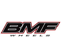 BMF Center Caps & Inserts