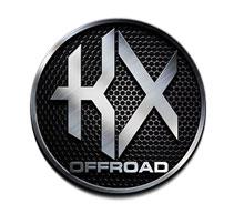 KX OffRoad Center Caps & Inserts