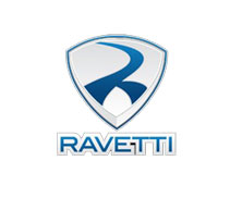 Ravetti Center Caps & Inserts