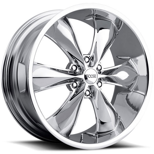 Foose Legend 6 F137 Chrome