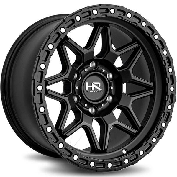 Hardrock Offroad H105 Matte Black