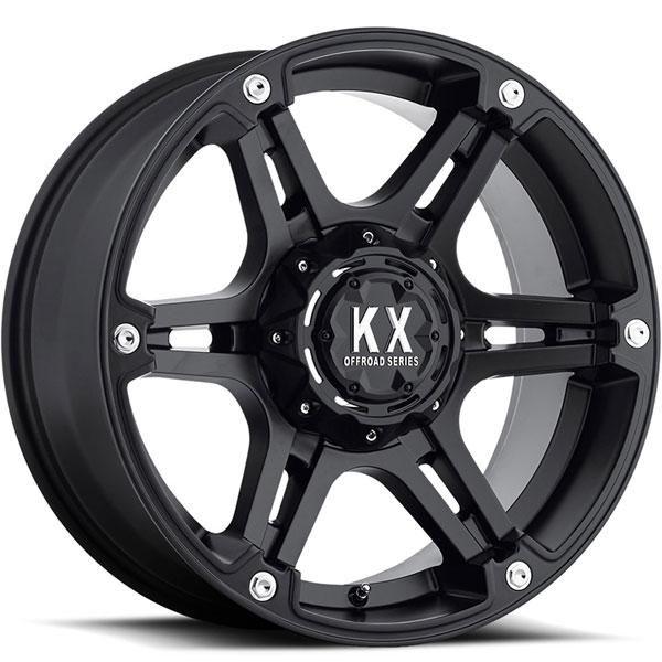 KX Offroad CP01 Matte Black