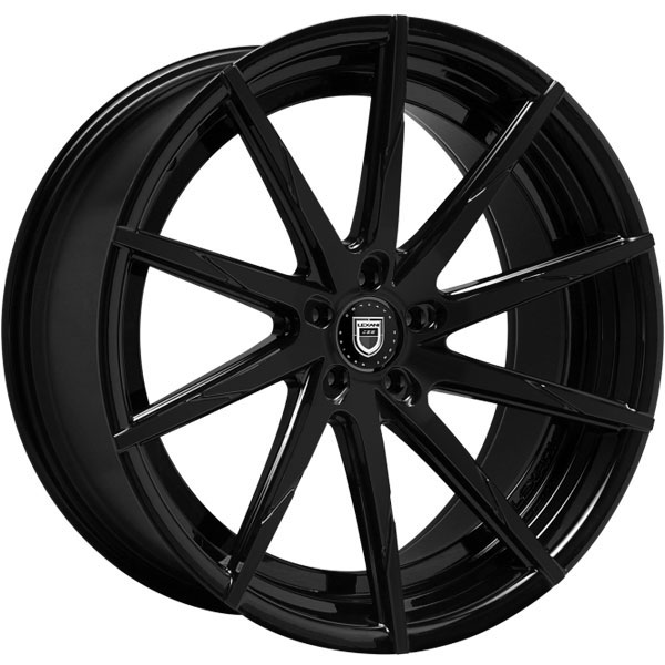 Lexani CSS-15 Gloss Black