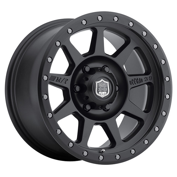 Mickey Thompson Deegan 38 Pro 4 Matte Black