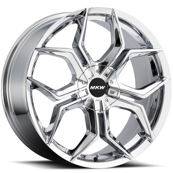 MKW M121 Chrome