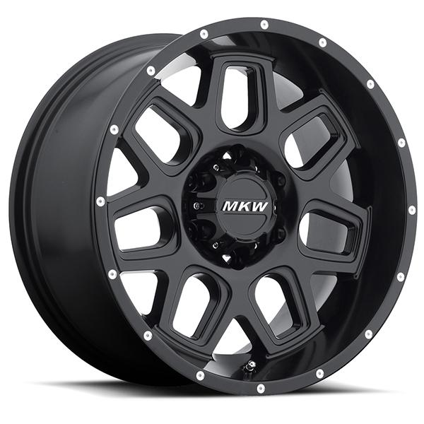MKW M92 Satin Black
