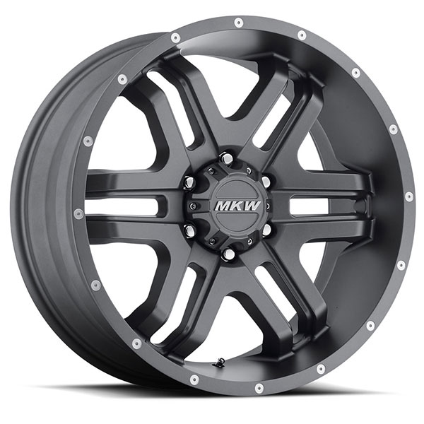 MKW M93 Anthracite Grey