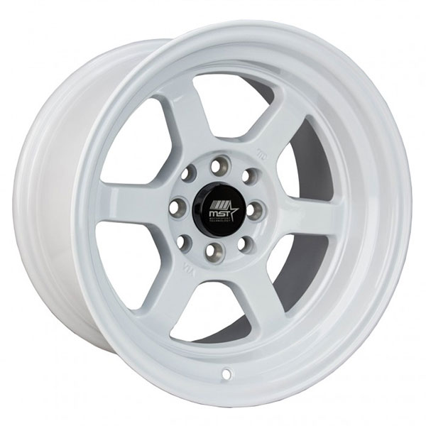 MST Time Attack Gloss White