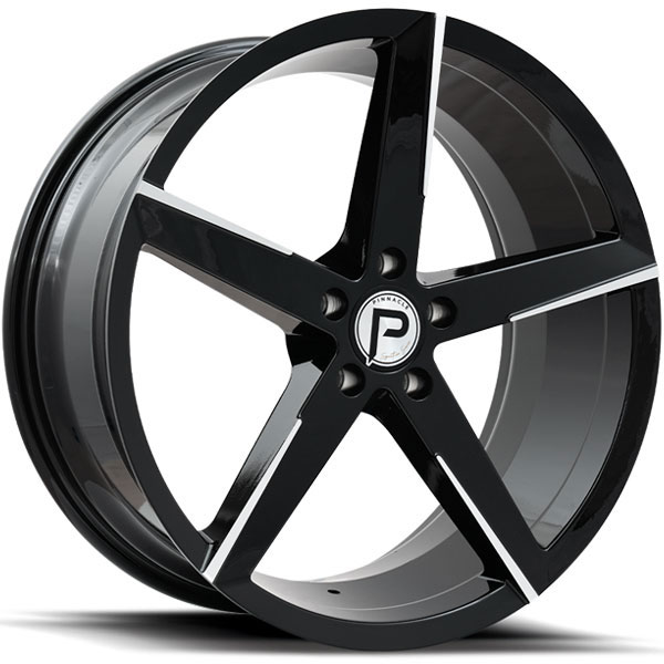 Pinnacle P212 Lethal Gloss Black with Machined Tip