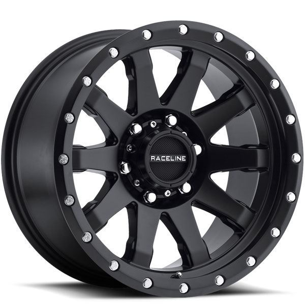 Raceline 934B Clutch Black