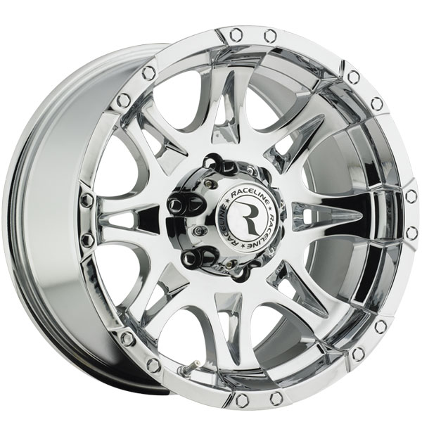 Raceline 983 Raptor Chrome