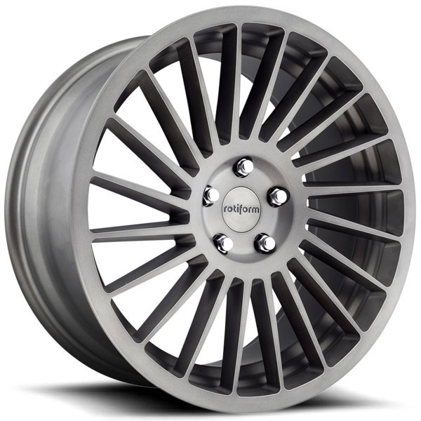 Rotiform IND-T Bruahed DDT