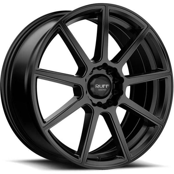Ruff Racing R366 Satin Black