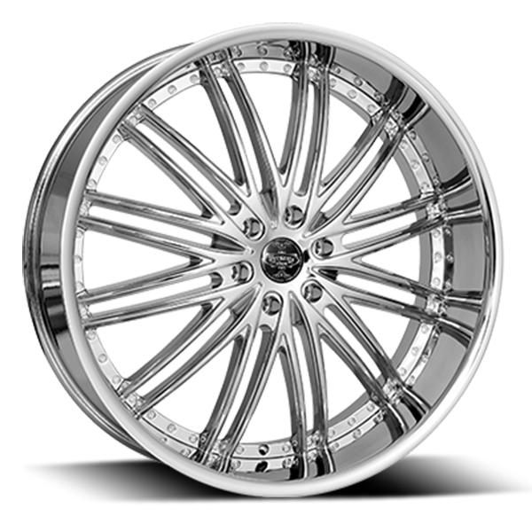 Versante 231 Chrome 6 Lug