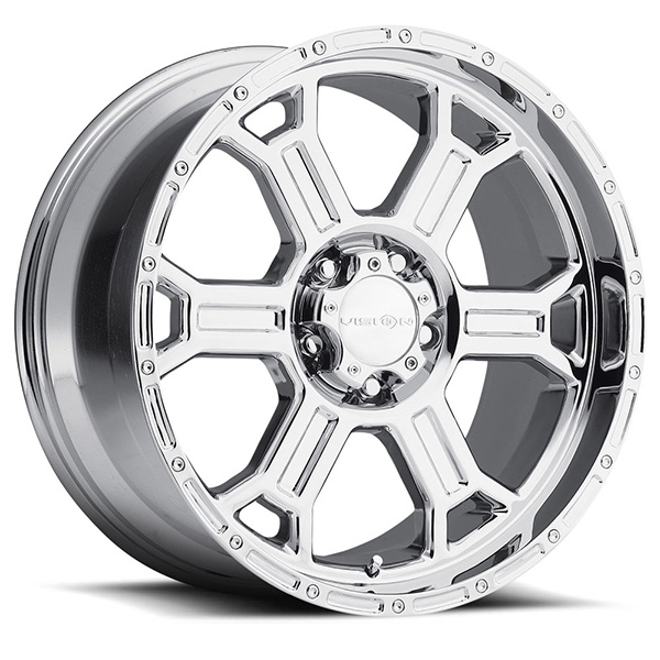 Vision Off-Road 372 Raptor Phantom Chrome